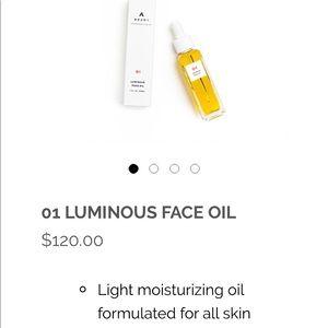 Apothecary 01 Luminous Face Oil